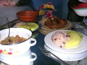 Comidas típicas de Jamaica